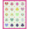 Suit Yourself Quilt featuring Curiouser and Curiouser
