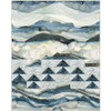 Waves Quilt featuring Time & Tide