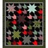 Comfort & Joy Quilt featuring Holiday Homies Flannel