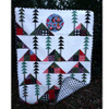 Mountain Lodge Quilt featuring Holiday Homies Flannel