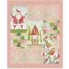 Deck the Halls Quilt featuring Holly Jolly