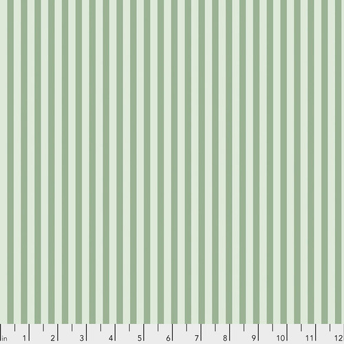 Candy Stripe - Moss