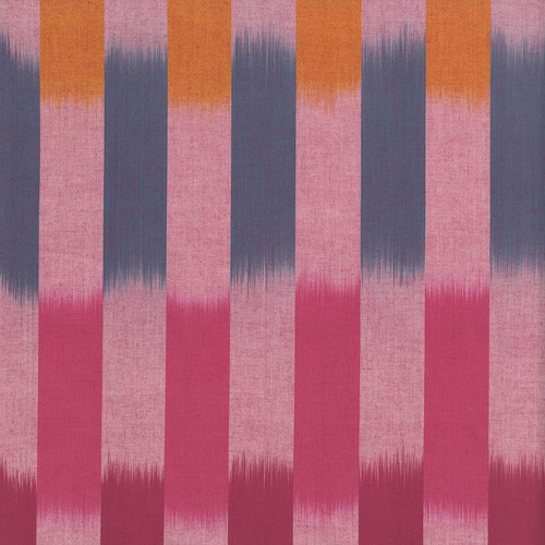 Ikat Stripe - Red