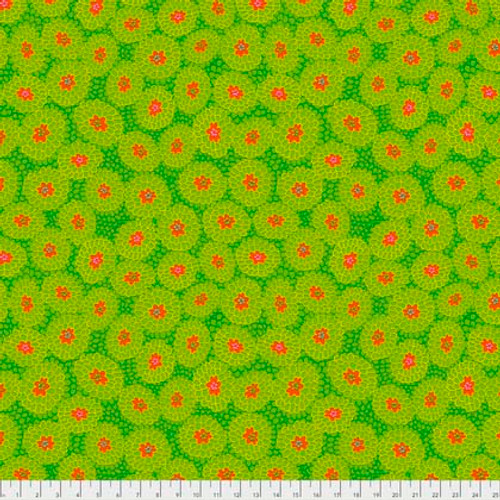 Grandmas Curtains - Lime