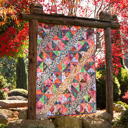 Perched Quilt featuring Sweet Dreams
