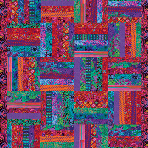 Stacked & Shelved featuring Kaffe Fassett Collective