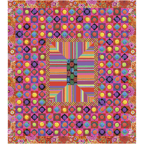 Sunset Boulevard Quilt featuring February 2020