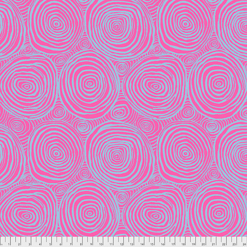 Onion Rings Wide Back - Pink