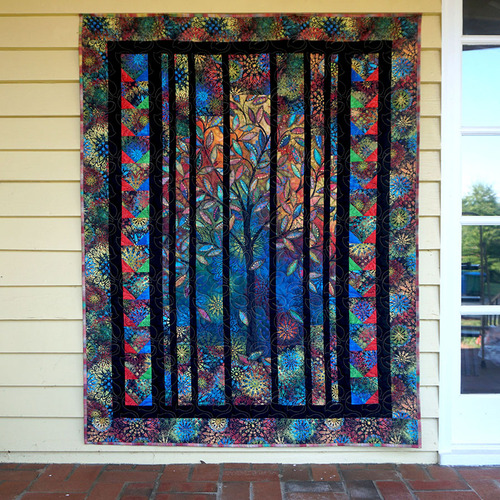 Light in the Forest Quilt