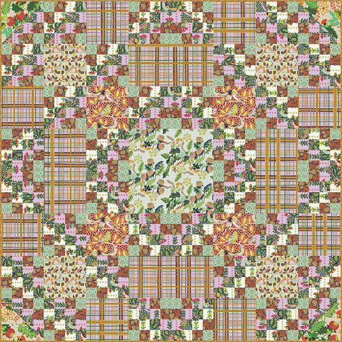 Earth Made Paradise Quilt