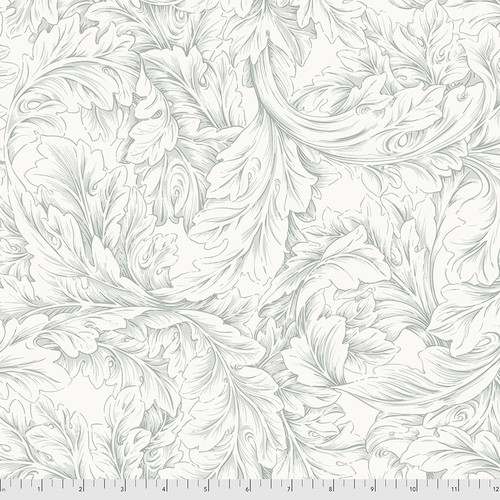 Acanthus Scroll - Silver