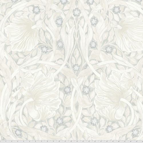 Backing Fabric - Pimpernel - Silver