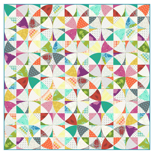 Chic Country Quilt featuring Mod Cloth