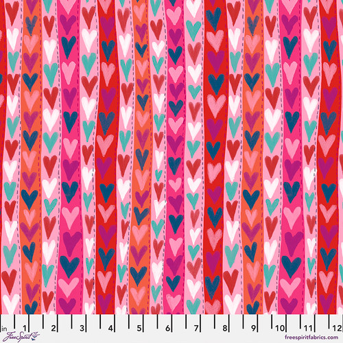Trailing Hearts - Pink    Oh Happy Day!