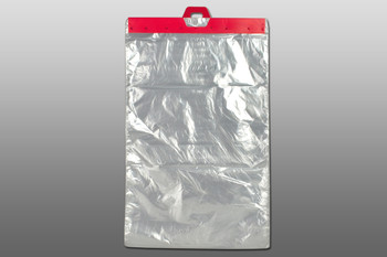 0.55 Mil. 12 X 17 +  E1217LLD  Poly Bags, PLASTICBAGS4LESS-us