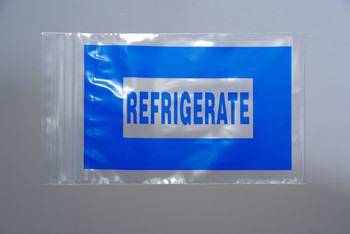 5X8 2MIL SEALTOP BLUE REFRIGERATE BAG