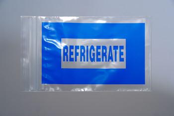12X15 2MIL SEALTOP BLUE REFRIGERATE BAG