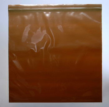 9X12 3MIL AMBER SEALTOP BAG
