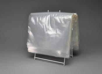 9X8 1.2MIL SADDLE PACK SEALTOP BAG
