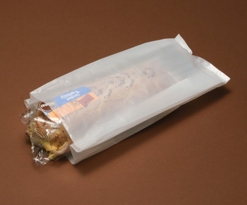 0.5 Mil. 6 X 3 1/2 X H-08  Poly Bags, PLASTICBAGS4LESS-us