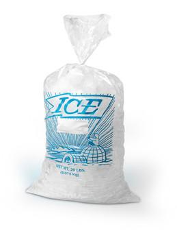 1.5 Mil. 11 X 20 Met H20PWMET  Poly Bags, PLASTICBAGS4LESS-us