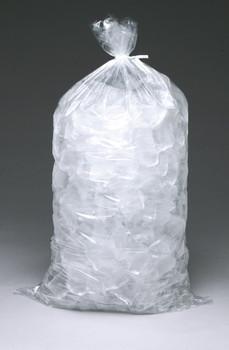 9X18 1.2MIL 5LB ICE BAG PLAIN