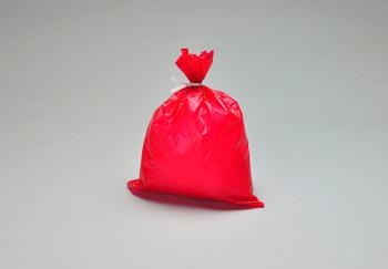 12X15 1MIL DRESSING DISPOSAL BAG RED