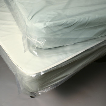 39X10X90 4MIL PILLOWTOP MATTRESS  VENT
