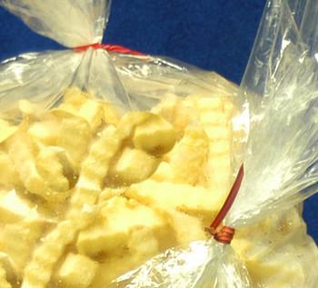 0 Mil. 6 6 inch Pape M6PAR  Poly Bags, PLASTICBAGS4LESS-us
