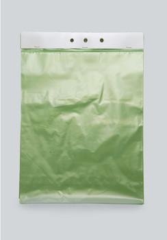 12X15 2MIL GAS STERILIZATION GREEN TINT