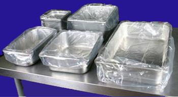 19X10 1MIL 1/3&1/4 SHLW NYLON PAN LINER