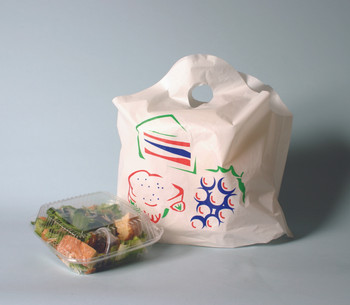 1.5 Mil. 24 X 20 + 1 TO242011P  Poly Bags, PLASTICBAGS4LESS-us