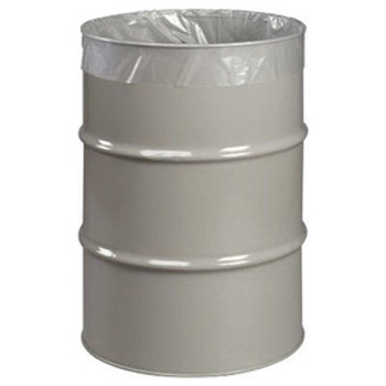 Husky Drum Liners 55 Gallon 3MIL Clear HWY4-55