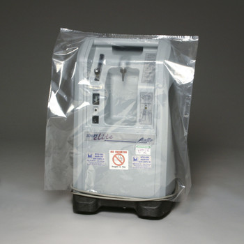 BOR251530  1.5  Mil. BOR251530  Poly Bags, PLASTICBAGS4LESS-us