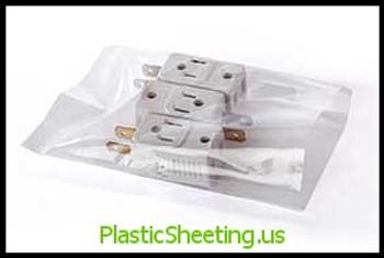 Layflat Poly Bags 2 mil  2X10X002 1000/CTN  #351  Item No./SKU