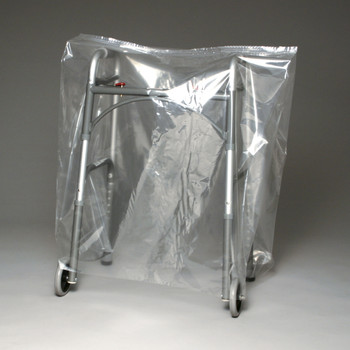 BOR2636  1.5 Mil.  2 BOR2636  Poly Bags, PLASTICBAGS4LESS-us