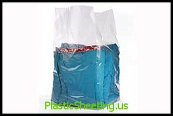 Gusseted Poly Bags 1.5 mil  24X24X48X0015 100/CTN  #1515  Item No./SKU