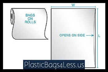 "Furniture Bags 90"" Sofa  124X45X001 125/RL  #3200  Item No./SKU"