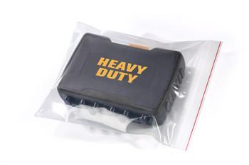 Minigrip Reclosable Bags 4 mil w/HH  10X12X004 500/Ctn  #3775  Item No./SKU