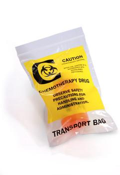 Reclosable Chemo Bags 2 mil   6X9X002  1000/CS  #4056  Item No./SKU