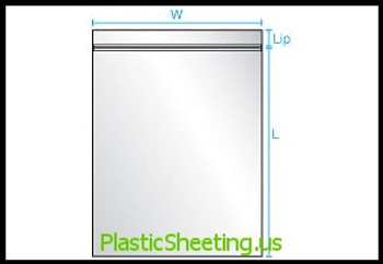 Static Shielding Reclosable Bags ZT Static Shielding 8X8 100/CS  #6330  Item No./SKU