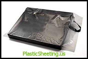 Layflat Bags on a Roll 4 mil  30X42X004 125/RL  #6860  Item No./SKU