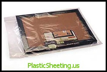 Layflat Bags on a Roll 2 mil  12X18X002 1000/RL  #7735  Item No./SKU