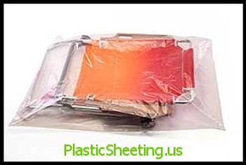 Layflat Bags on a Roll 2 mil  18X24X002 500/RL  #7745  Item No./SKU