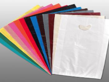 C09BK  0.6  Mil. (Gu C09BK  Poly Bags, PLASTICBAGS4LESS-us