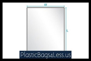 Layflat Bags 6 mil  5X10X006 1000/CTN  #8195  Item No./SKU