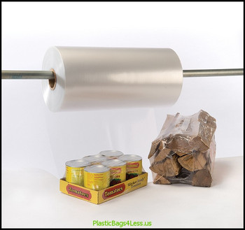 "Shrink Bundling Film 2 mil 20""x4200'x002 SB 1/RL  #13554  Item No./SKU"