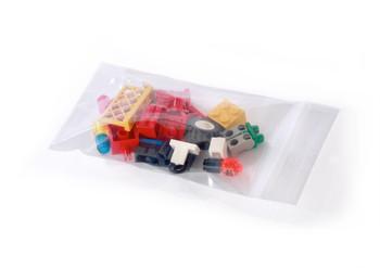 Reclosable Bags 2 mil  3X3X002 1000/CTN  #3540A  Item No./SKU