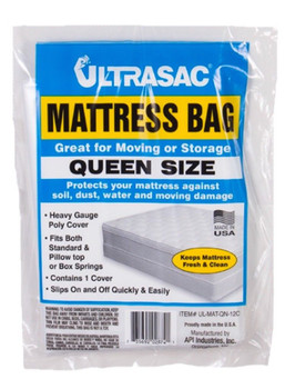 Queen Size mattress bag  UL-MAT-QN
