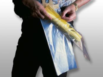 D6145FT  0.8  Mil. ( D6145FT  Poly Bags, PLASTICBAGS4LESS-us